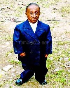 Periodista Manuel Vega asegura hombre más pequeño del mundo era