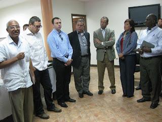 Inversionistas de Brasil exploran terrenos para instalar ingenio para producción Etanol en Hato Mayor