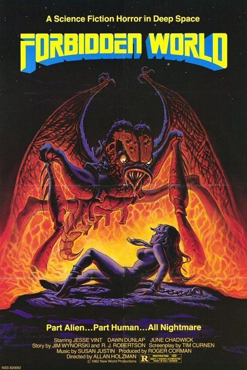 Mutant - Das Grauen im All (1982) - Ab 24.November 2017