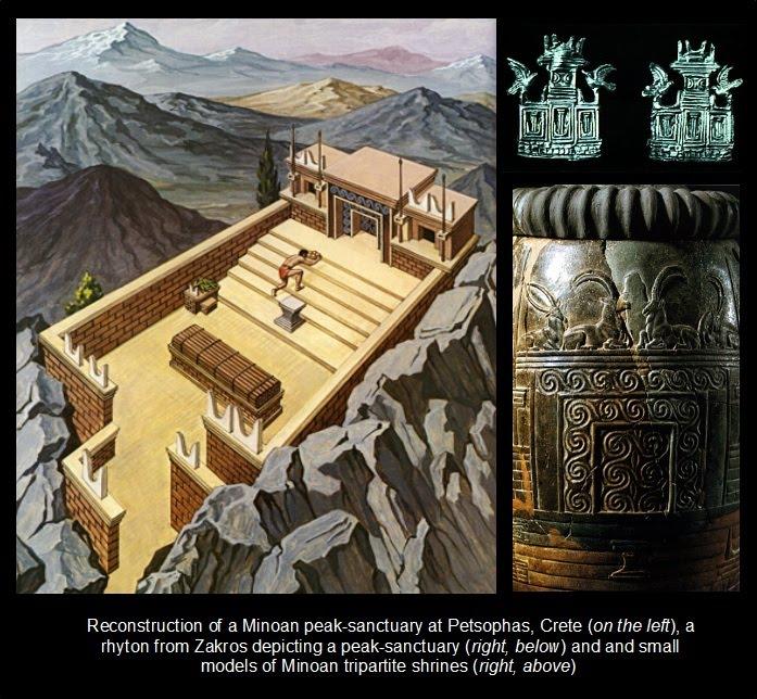 Minoan language blog: The Kafkania Pebble - testament to the ...