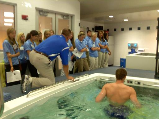 Saint Louis University Athletic Training Program