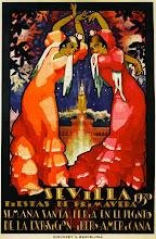 Tenemos amplio surtido en postales y carteles de Sevilla .Algunas muestras: