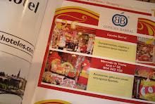 publicidad en revistas de turismo