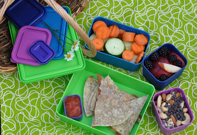 Nourishing Meals®: Ideas for Packing a Healthy School Lunch!