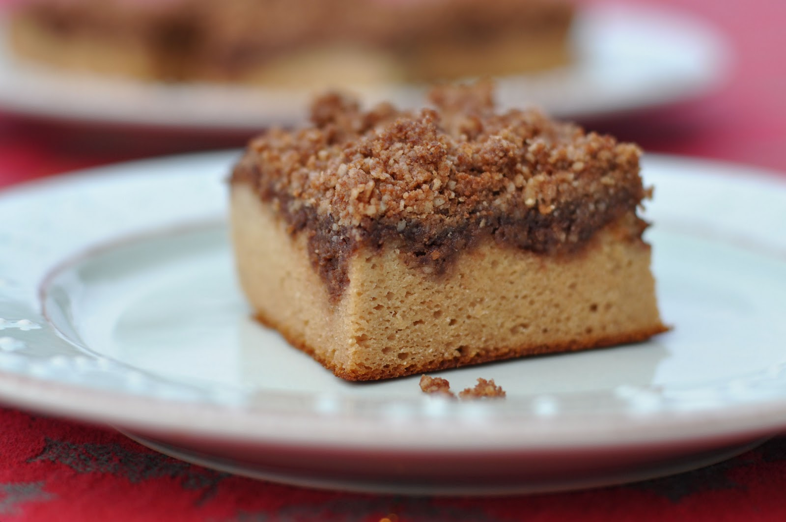 Nourishing Meals: Grain-Free, Dairy-Free Coffee Cake