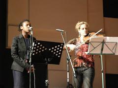 Siya Makhuzeni & Kerryn Coulter