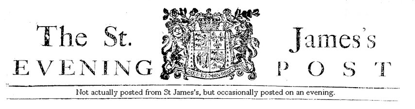 The St James&#39;s Evening Post
