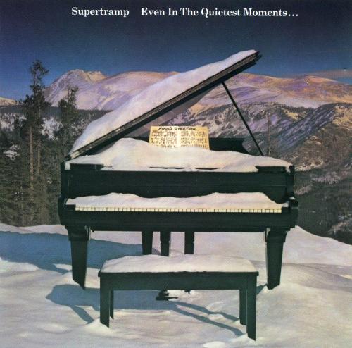 portadas favoritas de los sempiternos rockeros  Supertramp+1