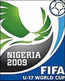 under 17  World Cup in Nigeria  2009 logo