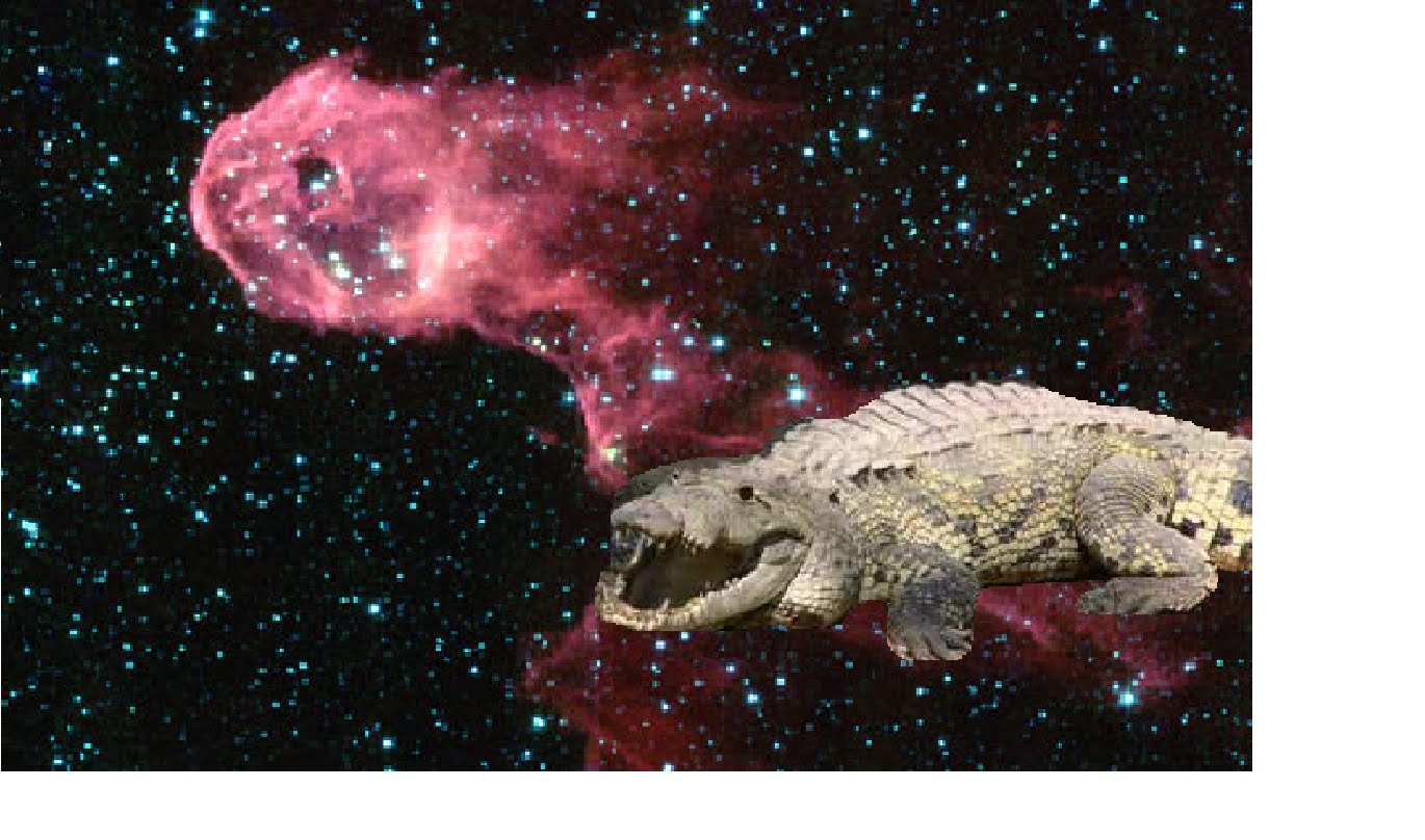 Susanne's Papo additions! - Page 2 Space+crocodile