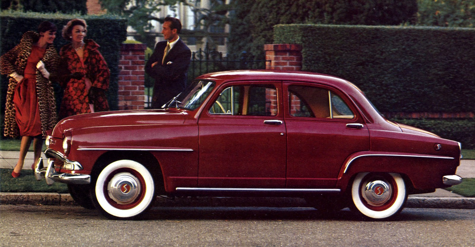 Old Cars Canada: 1959 Simca