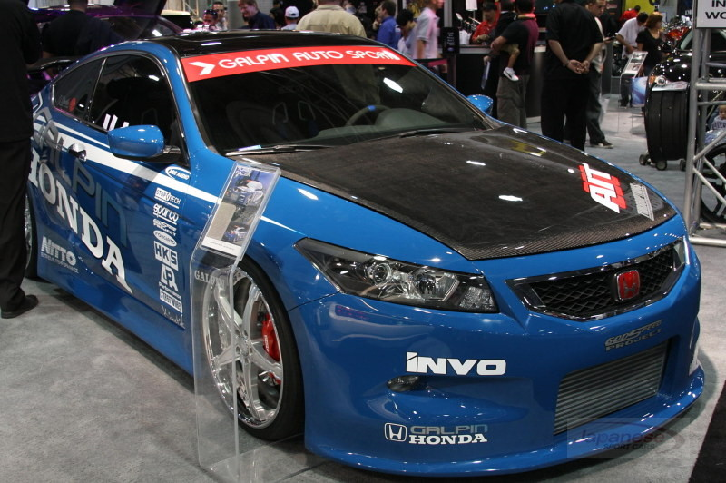 custom honda accord