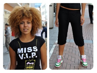 Street Fashion Blogs on This New Amsterdam Street Style Blog Shows Cute Faces   Legs   Doesn