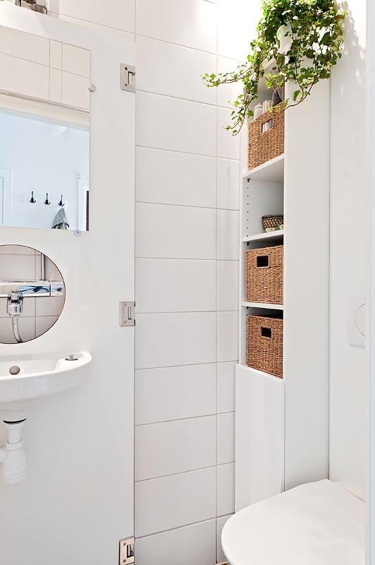 decoracao para banheiro minusculo: apartamento. Percebam que o banheiro (Bad) é minúsculo e o chuveiro