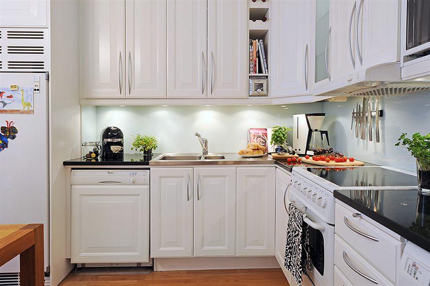 Cozinha planejada pequena leroy merlin - Baneras pequenas leroy merlin ...