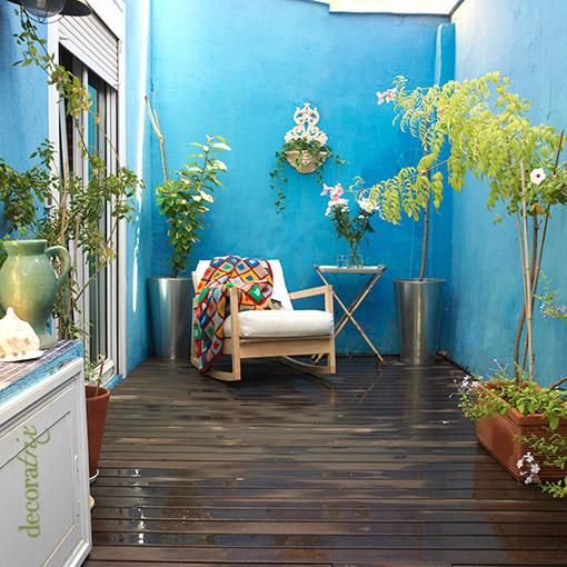 Patr cia cunha diet beauty and life diary my home - Como decorar un patio interior pequeno ...