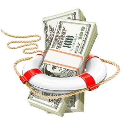 money clipart. clip art Rescue money in