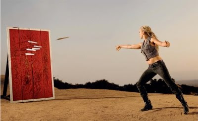 How To Throw Knives  KnifeThrowing