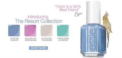 essie resort collection