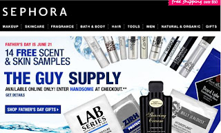 Sephora Guy Supple Ad