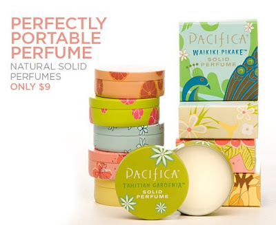 pacifica sold perfume