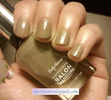 sally hansen tracy reese fall 2010