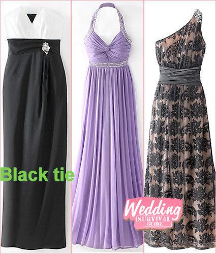 black tie dress code for women women dresses. Black Bedroom Furniture Sets. Home Design Ideas
