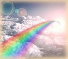 Seguindo trilha atrás do arco-iris