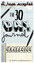 The 30 day journal challenge