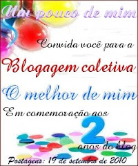 Aniversrio de dois anos do Blog  Um Pouco de Mim