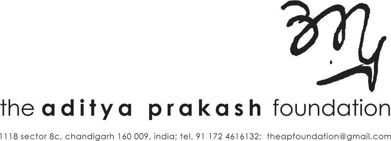 The Aditya Prakash Foundation Blog
