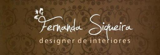Designer Fernanda Siqueira