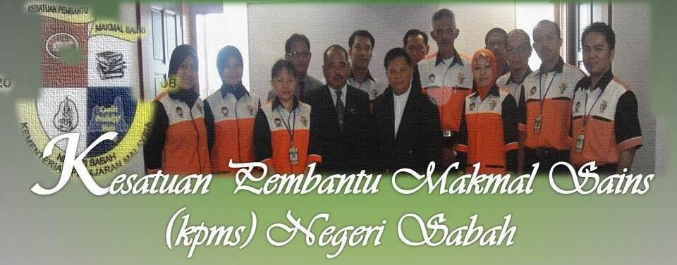 KESATUAN PEMBANTU MAKMAL SAINS NEGERI SABAH (KPMS)