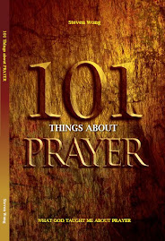 "Book: ""101 Things about PRAYER"""