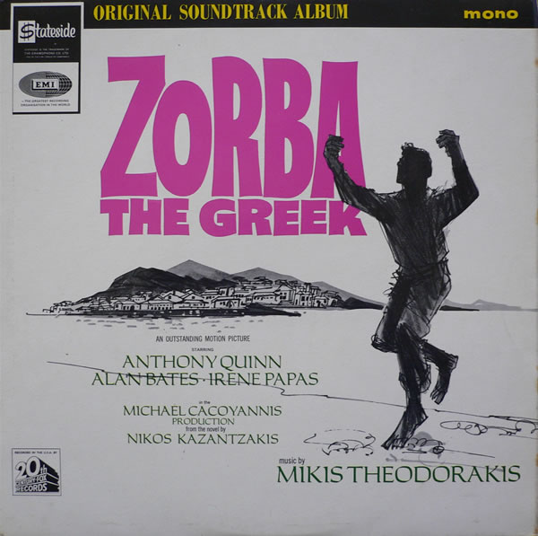 Zorba the Greek By Nikos Kazantzakis, trans by Carl Wildman