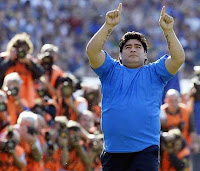 Maradona: 'Suah tir uh!'