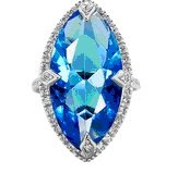 Diamond Color-Blue