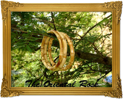 Bamboo Jewelry - fashion trends 2