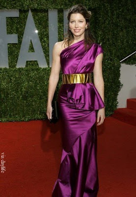 Jessica Biel Oscar 2009