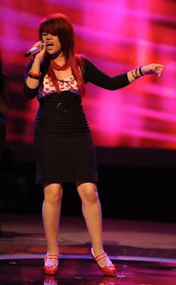 American Idol - Allison Iraheta