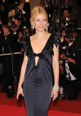 Gwyneth Paltrow Jewelry Style on the red carpet