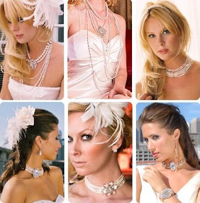Summer Wedding Jewelry Style