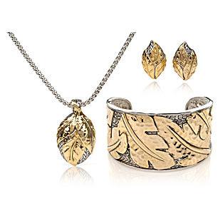 Try CZ jewelry with bright