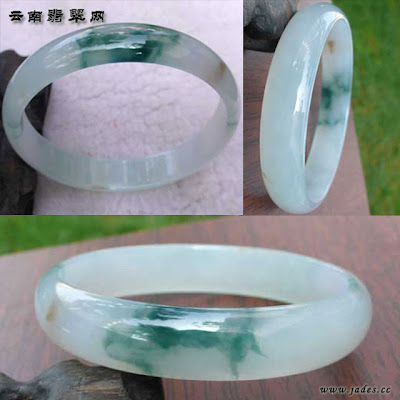 Green Jade Bracelet jewelry