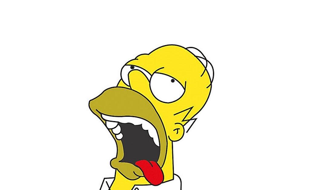 Historias da lele s bias frases de homer simpson - Homer simpson tout nu ...