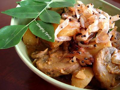 ... spiced potato curry simply spice potato curry easy potato curry cook