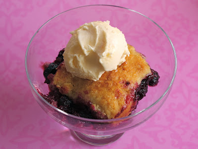 Mixed berrry cobbler recipes