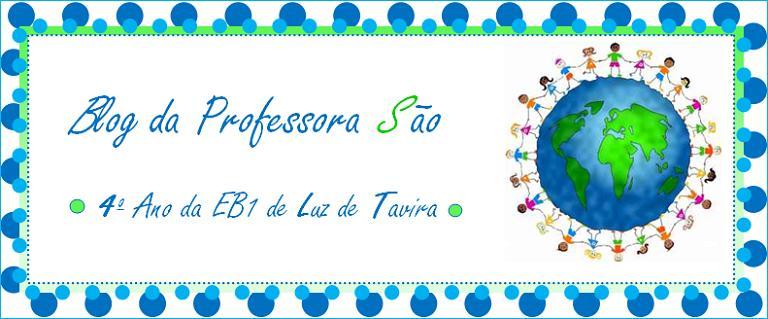 O Blog da Professora São