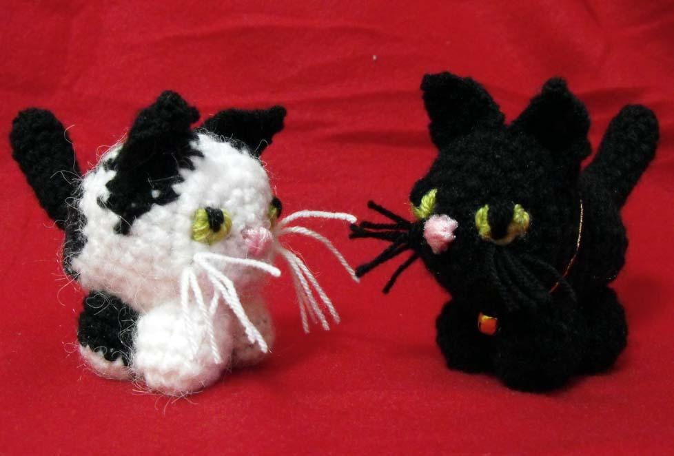 Amigurumis Gatos Patrones Gratis : Irka otro patron gratis gatito genérico