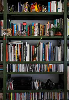 shelves and more shelves